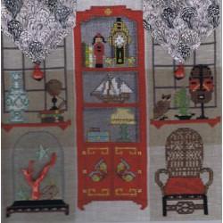 Cousines et Compagnie, kit Cabinet de Curiosités (CCJ14)
