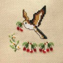 Cousines et Compagnie, kit Mini Kit Oiseau (CCMK1CAM-2)