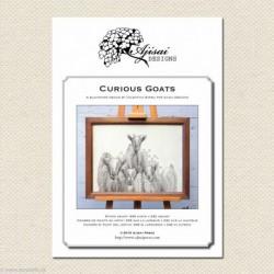 Ajisai, grille Curious Goats (AJA28)