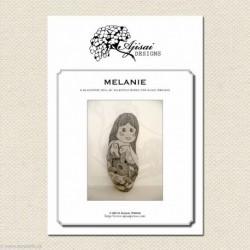 Ajisai, grille Melanie Doll (AJA14)