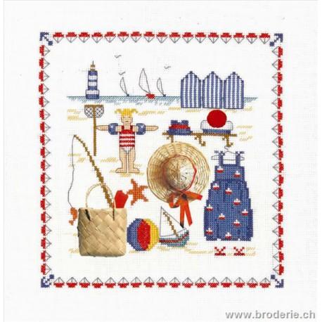 Bonheur des Dames, kit accessoires mer (BD2610)