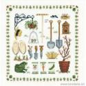 Bonheur des Dames, kit accessoires printemps (BD2618)
