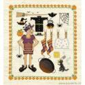 Bonheur des Dames, kit accessoires sorciere (BD2616)