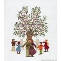 Bonheur des Dames, kit arbre généalogique (BD1057)