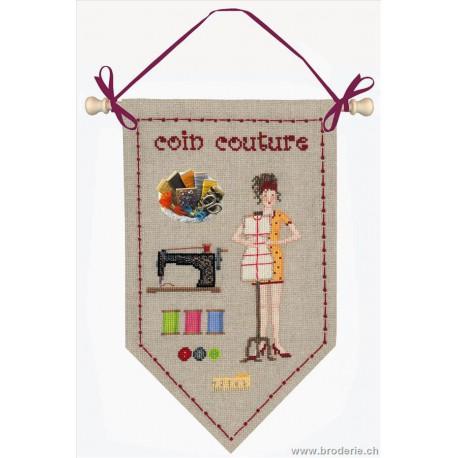Bonheur des Dames, kit coin couture (BD5067)