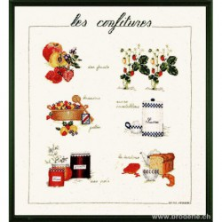Bonheur des Dames, kit confiture (BD1182)