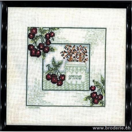 Bonheur des Dames, kit confiture de cerises (BD1882)