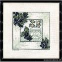 Bonheur des Dames, kit confiture de myrtille (BD1885)