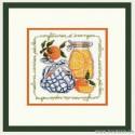 Bonheur des Dames, kit confitures d'oranges (BD2251)