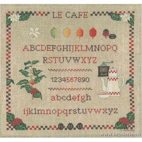 Bonheur des Dames, kit le café (BD1174)