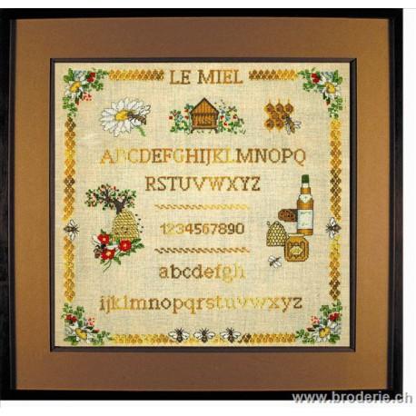 Bonheur des Dames, kit le miel (BD1172)