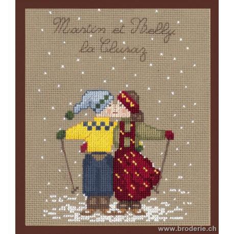 Bonheur des Dames, kit les amoureux (BD2310)
