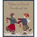 Bonheur des Dames, kit les patineurs (BD2316)