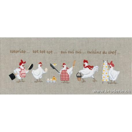 Bonheur des Dames, kit les petites ménagères (BD1058)