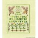 Bonheur des Dames, kit miniature avril (BD3633)