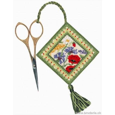 Bonheur des Dames, kit porte ciseaux été (BD3353)