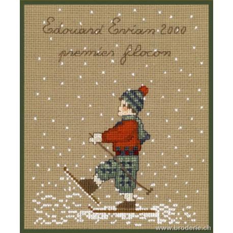 Bonheur des Dames, kit premier flocon (BD2313)