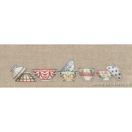 Bonheur des Dames, kit collection de bols (BD2481)