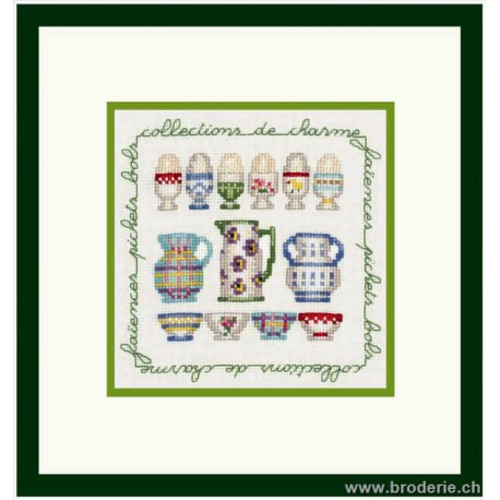 Bonheur des Dames, kit collection de charme (BD2239)