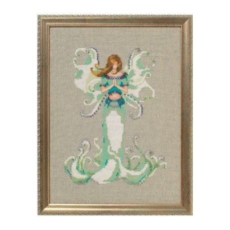 Mirabilia Nora Corbett, grille Angel White Trumpet (NC246)