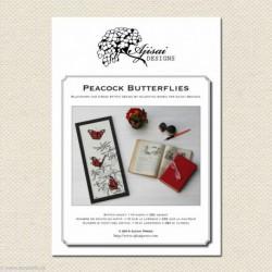 Ajisai, grille Peacock Butterflies (AJA24)