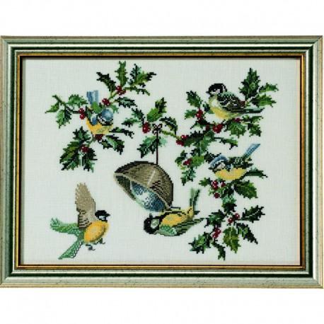 Eva Rosenstand, kit mangeoire pour oiseaux (EV12-451)
