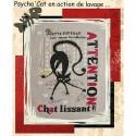 Isabelle Vautier, grille PsychoCat's - Chat lissant (RV226)