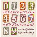 LiliPoints, Grille Chiffres et lettres (CL006)