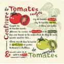 LiliPoints, Grille Gourmandise - Confiture de tomates (G003)