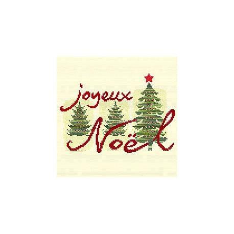 LiliPoints, Grille Joyeux Noël (N002)