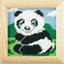 Orchidea, kit enfant Panda (OR1498)
