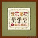 Bonheur des Dames, kit couleurs d'automne (BD2240)