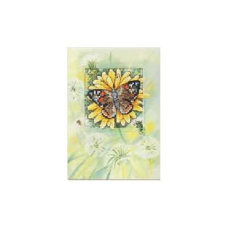 Orchidea, kit Carte de voeux papillon (OR6226)