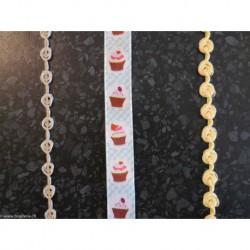 La Stéphanoise, galon cupcakes (S20646)