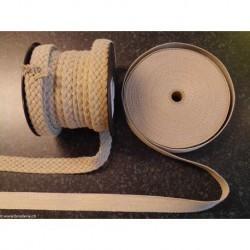 La Stéphanoise, galon Tresse Lin 23mm (S752)