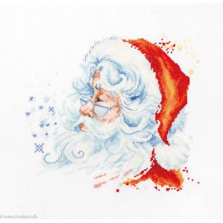 Luca-S, kit Santa Claus (LUCAB1137)