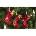 Permin, décorations de Noël (3 pces) (PE01-4214)