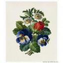 Permin, kit bouquet de fleurs (PE12-7029)
