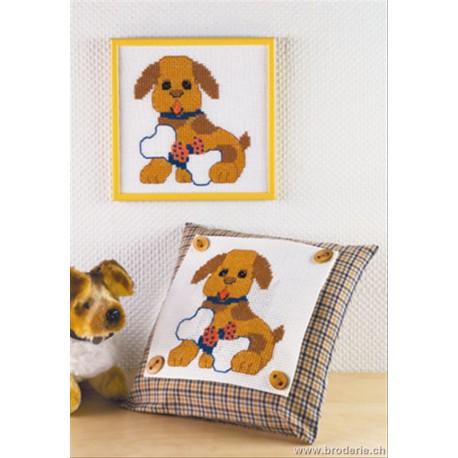 Permin, kit enfant chien (PE12-1162)