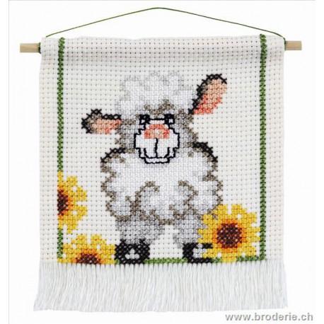 Permin, kit enfant enfan mouton (PE13-7174)