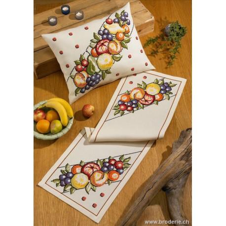 Permin, kit facile fruits (PE83-1803)