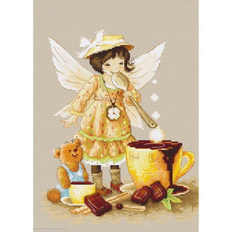 Luca-S, kit Chocolate Fairy (LUCAB1131)