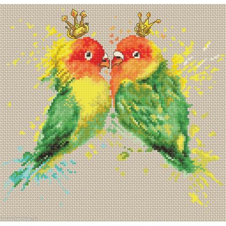 Luca-S, kit The Parrots (LUCAB2309)