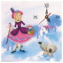 "RTO, kit clock ""Shepherd girl"" (RTOM40017)"