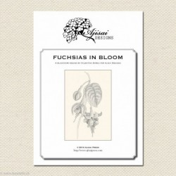 Ajisai, grille Fuchsias in bloom (AJA20)