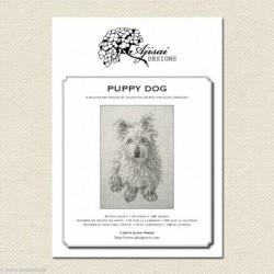 Ajisai, grille Puppy Dog (AJA15)
