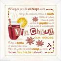 LiliPoints, Grille Gourmandise - le vin chaud (G034)