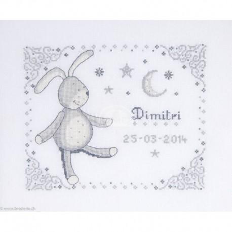 DMC, kit naissance Dimitri (DMC-BK1417)