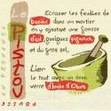LiliPoints, Grille Provence - Le Pistou (P012)
