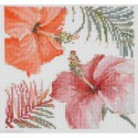 DMC, kit Aquarelle Hibiscus (DMC-BL1169)